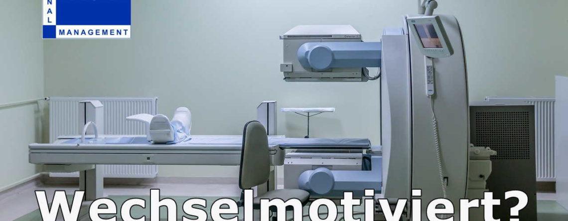 Medizinisch-technischer Radiologieassistent / MTRA (m/w/d) SteA 4285