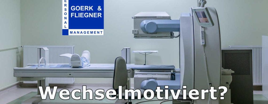 Medizinisch-technischer Radiologieassistent / MTRA (m/w/d) SteA 4296